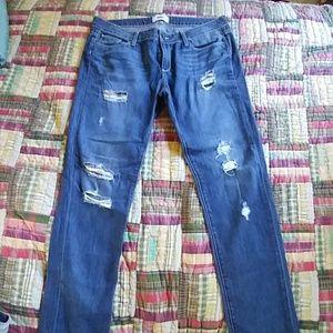 PAIGE Jeans never worn worn look. Waist 31